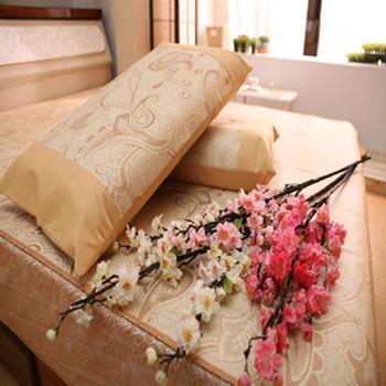 【Beautiful Life】冰絲涼感床包蓆6尺(雙人加大)