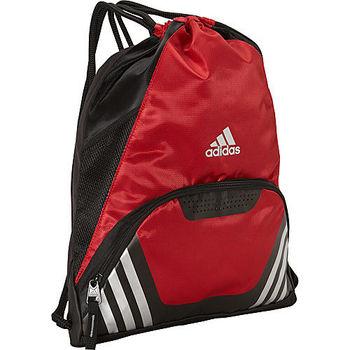 Adidas 2015時尚團隊速度大學紅色運動後背包(預購)