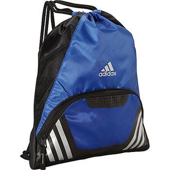 Adidas 2015時尚團隊速度粗藍色運動後背包(預購)