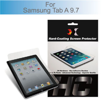 資詠Samsung Tab A 9.7專用 亮面保護貼/保護膜