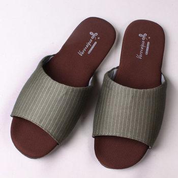 【333家居鞋館】8433消臭快乾-咖啡紗拖鞋系列-抹茶拿鐵