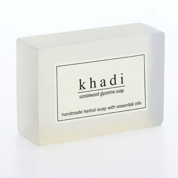 【印度Khadi】草本檀香手工精油香皂(6入特惠組)