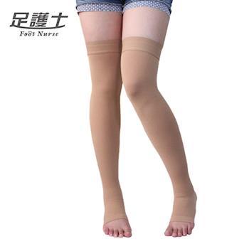足護士Foot Nurse-【露趾壓力大腿襪】#3010