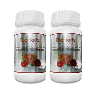 【碧荷柏】西西里血橙南瓜籽茄紅素錠(500毫克*30錠/瓶)2入父親健康組