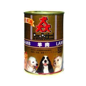 【Pure Petfood】猋罐頭-羊肉 狗罐385g X 24入