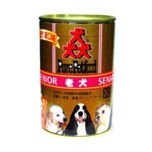 【Pure Petfood】猋罐頭-老犬 狗罐385g X 24入