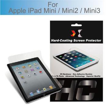 資詠 Apple iPad Mini Mini2 Mini3 專用 亮面保護貼/保護膜