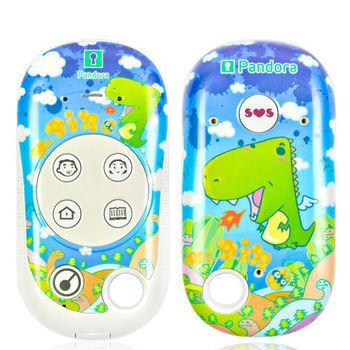 【Pandroa BABY】兒童的第一支手機(Mr.Dino 男生 BiBi 女生)