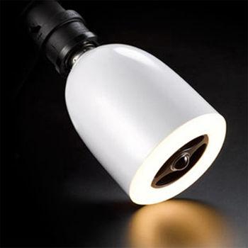 Blueberry Music light - LED(大)藍牙燈泡音響-暖光