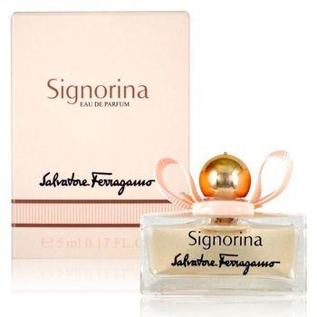 Salvatore Ferragamo Signorina 芭蕾女伶女性淡香精 5ml
