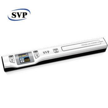 [買就送16G Micro SD 16G UHS-I記憶卡] SVP PS4700W 手持式WiFi無線掃描器