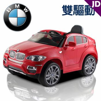 【KC品牌授權車系列】BMW X6 雙驅電動車 7014 (配備液晶螢幕)