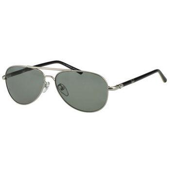 萬寶龍MONTBLANC 太陽眼鏡(銀色) MB509T