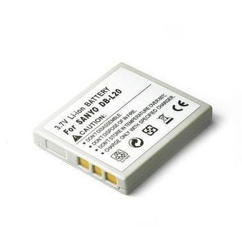 SANYO DB-L20 / DBL20 高品質防爆相機電池