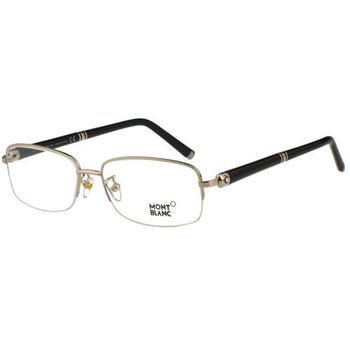 萬寶龍MONTBLANC 光學眼鏡(金色) MB535-028