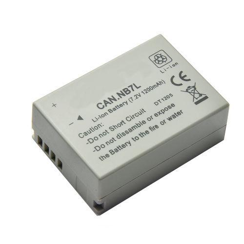 CANON NB-7L 高品質防爆相機電池