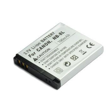 Canon NB-8L 高品質防爆相機電池
