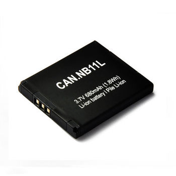Canon NB-11L / NB11L 高品質防爆相機電池