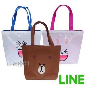 【LINE FRIENDS】造型萬用收納袋(三款)