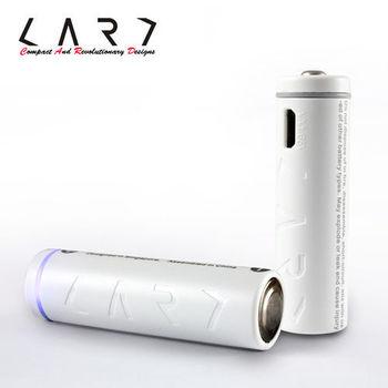 【CARD】新加坡最新科技 B011 AA(3號) USB 環保電池 1入(天使白)
