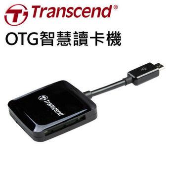 Transcend 創見 P9 OTG 讀卡機 RDP9-支援UHS-I SDXC/SDHC