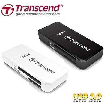 Transcend 創見 F5 RDF5 USB3.0 讀卡機