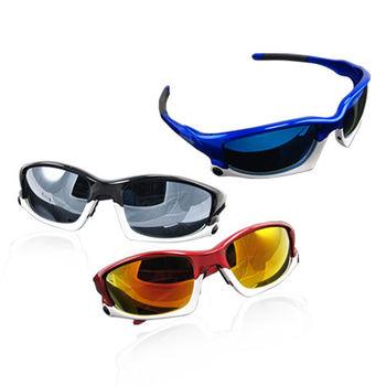 JOJA 頂尖高手 偏光太陽眼鏡 類OAKLEY競賽型 抗UV400 防眩光減輕疲勞
