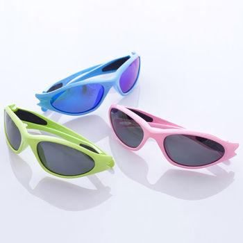 JOJA 粉色馬卡龍 兒童偏光太陽眼鏡 抗UV400 防眩光 呵護寶貝眼睛