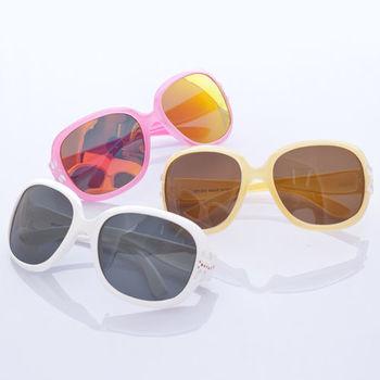JOJA 可愛大眼眶 兒童偏光太陽眼鏡 抗UV400 防眩光 呵護寶貝眼睛 通過國家標準