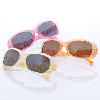 JOJA 繽紛彩繪框 兒童偏光太陽眼鏡 抗UV400 防眩光 呵護寶貝眼睛 通過國家標