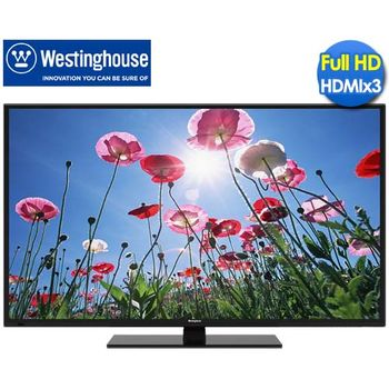 送壁掛《Westinghouse》美國西屋 50吋FHD LED液晶 WT-50TF1