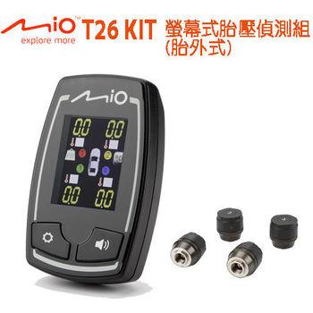 Mio MiTIRE (胎外式)螢幕胎壓偵測器套件T26KIT