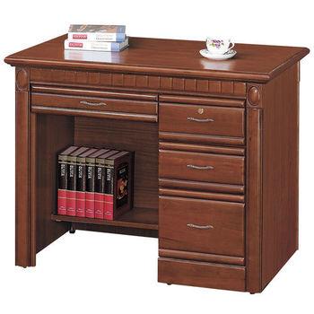 【時尚屋】[UZ5]建霖正樟3.5尺書桌864-3
