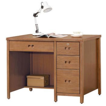 【時尚屋】[UZ5]香杉美檜3.5尺書桌862-1