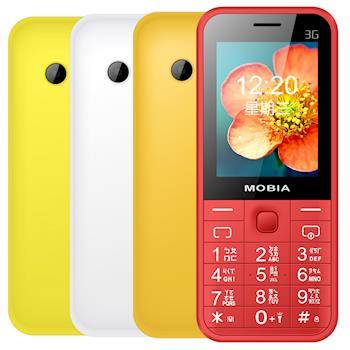 摩比亞 MOBIA M105 2.4吋雙卡雙待3G直立機
