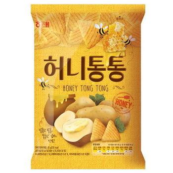 【海太】蜂蜜奶油洋芋三角餅(65gx16包)