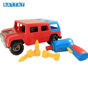 美國【B.Toys】- 悍馬車