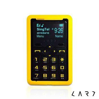 【CARD】CM1 Super 藍牙撥號名片機 超長待機18天 連續通話11.5hr (耀眼黃)