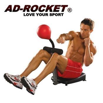 【AD-ROCKET】拳擊健腹器