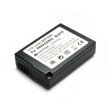 Panasonic BLD10 高品質防爆相機電池