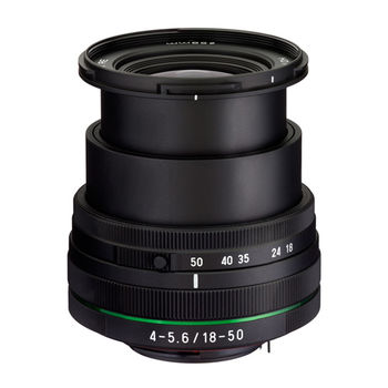 PENTAX HD DA 18-50mm F4-5.6 DC WR RE(公司貨)