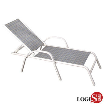 LOGIS邏爵~ALOHA 海灘坐臥兩用椅/休閒椅/躺椅
