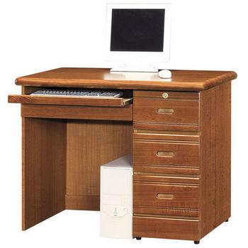 【時尚屋】[UZ5]尚麗3.5尺書桌898-1