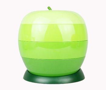 【買達人】蘋果旋轉糖果盒