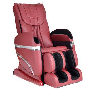 ★超星級★慢速搖籃拉筋按摩椅(紅色)