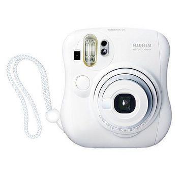 FUJIFILM Instax mini 25 拍立得相機白色(公司貨)