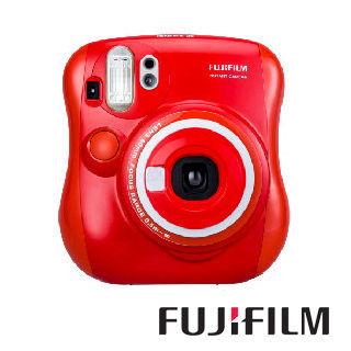 【限量紅】FUJIFILM Instax mini 25 拍立得相機(公司貨)