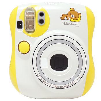限定版拉拉熊 FUJIFILM Instax mini 25 拍立得相機(公司貨)