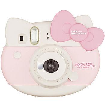 FUJIFILM instax mini HELLO KITTY 40周年 拍立得相機(恆昶公司貨)