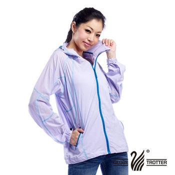 【遊遍天下】中大尺碼抗UV輕柔涼感口袋外套(兩色)